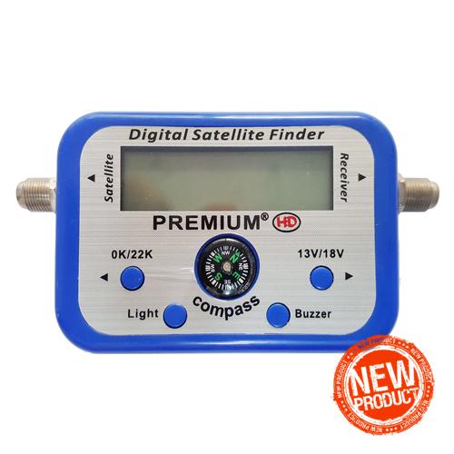 Digital Satellite Finder 9000