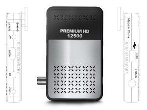 Premium HD 12500